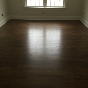 Red Oak Custom Stain 04