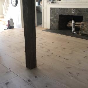 Eastern Pine Flooring Refinish 10