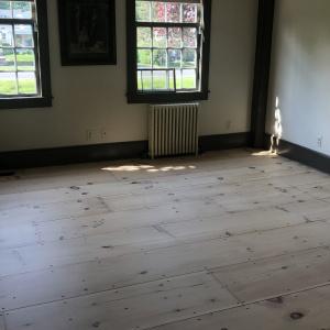 Eastern Pine Flooring Refinish 11