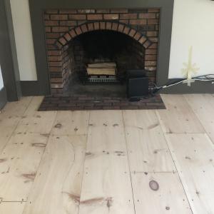 Eastern Pine Flooring Refinish 12
