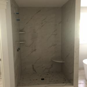 Bathroom Remodel 17 Custom Shower Avon Connecticut