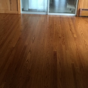 Refinish White Oak 02