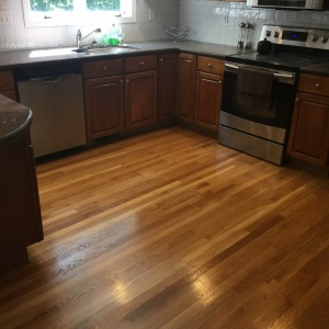 Refinish White Oak 03