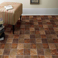 Luxury Vinyl Tile